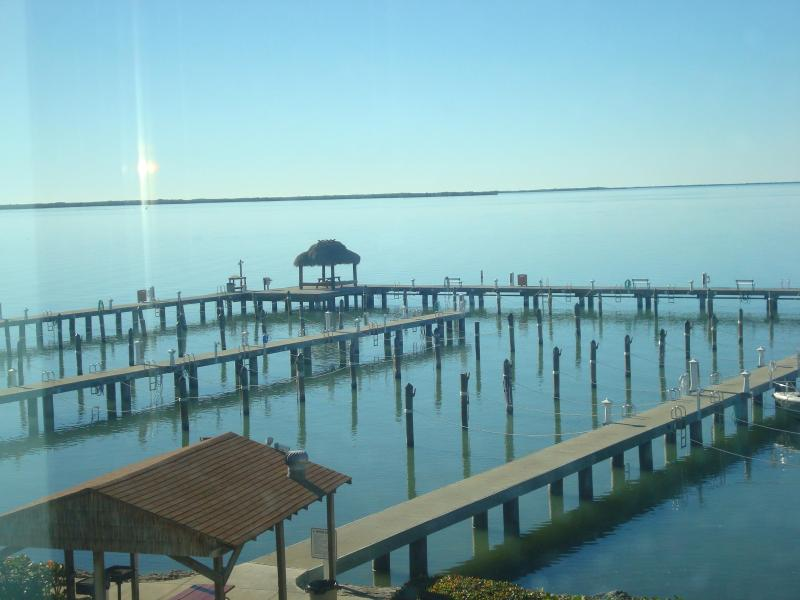 Master bedroom view - Clarke's Condo - Key Largo, Florida - Key Largo - rentals