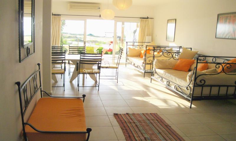 Elequant and  very spacious lounge - WOW FACTOR!.. Large Sea Apartment ,Great prices - Kyrenia - rentals