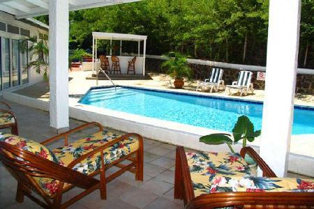Acacia Villa - Spacious villa, well furnished, large pool, Jacuzzi & beaches nearby - Image 1 - Cap Estate - rentals