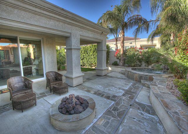 Private Patio & Spa - Highly upgraded three bedroom home with private spa - La Quinta - rentals