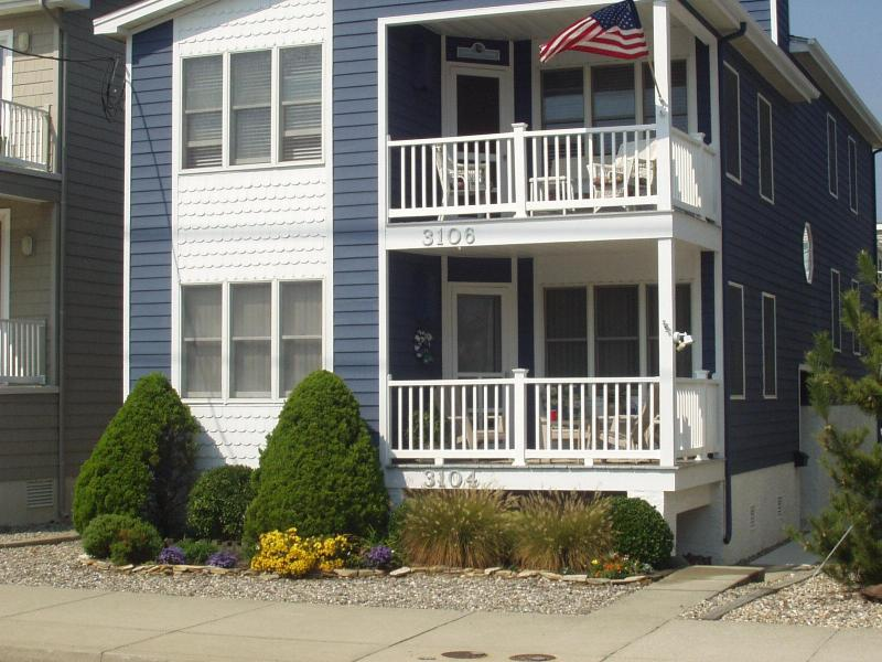 3104 Central Ave, OC - *Steps to beach @31st St-Great Fall wks available* - Ocean City - rentals
