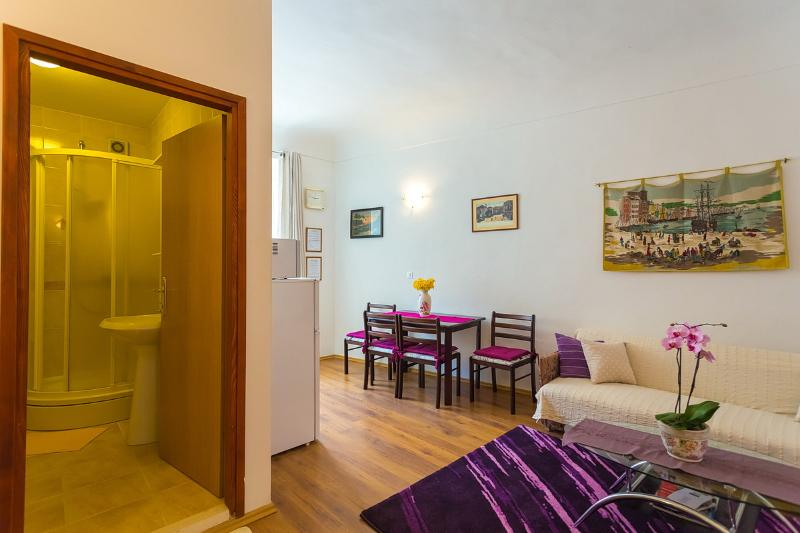 Lounge area with bathroom - Apartments in Dubrovnik Old Town Center - Dubrovnik - rentals