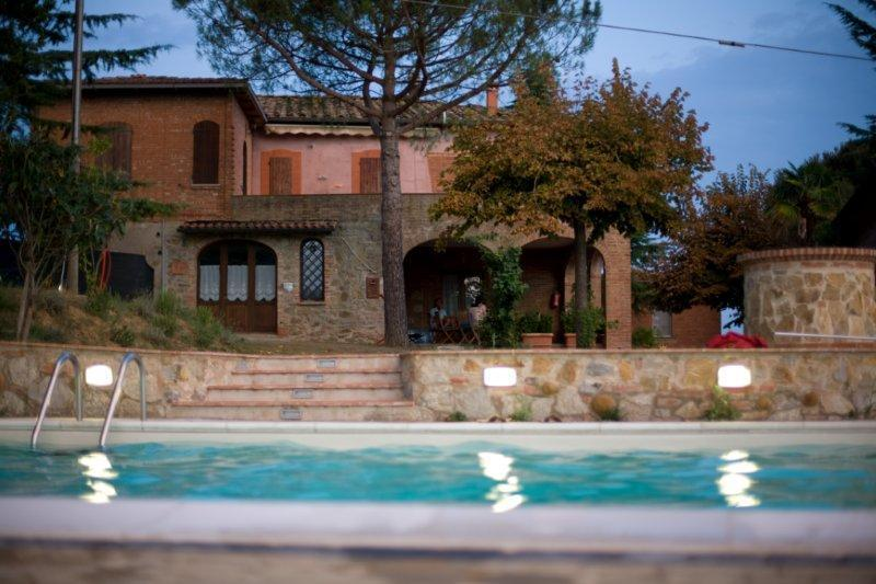 La Selva private Villa  in the heart of Tuscany - Image 1 - Siena - rentals