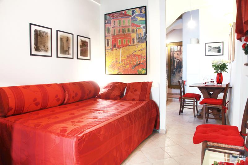 OL_Overview - Picturesque and cozy ORSO LODGE - Piazza Navona - Rome - rentals