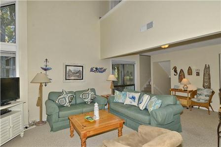 231 Turnberry Villas - TB231P - Image 1 - Hilton Head - rentals