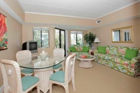415 Forest Beach Villas - FB415 - Image 1 - Hilton Head - rentals