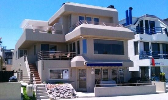 Mission Beach Bay Front Vacation Rental - Top two floors - Sail Bay Luxury Bayfront Residence - San Diego - rentals