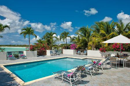 Villa Vieux Caribe offers a private pool terrace overlooking the ocean & easy access to Taylor Bay - Image 1 - Ocean Point - rentals