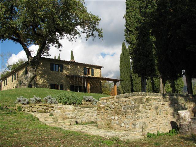 Charming Farmhouse in Tuscany with Pool and Close to Town - Villa Verde - Image 1 - Falciano - rentals