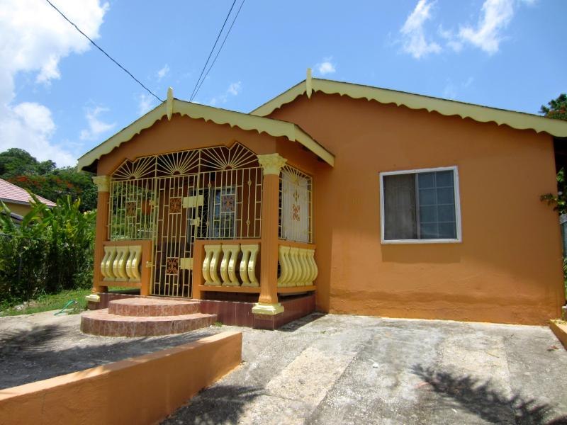 Front of the house - Montego Bay - Private Getaway - Montego Bay - rentals