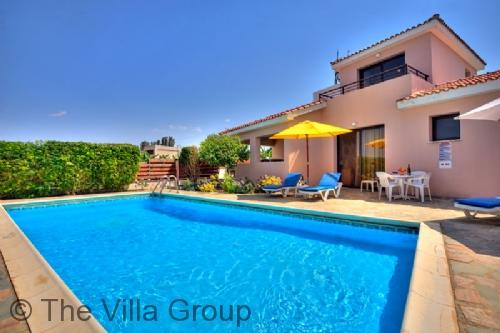 Idyllic House in Kissonerga (Villa 416) - Image 1 - Kissonerga - rentals