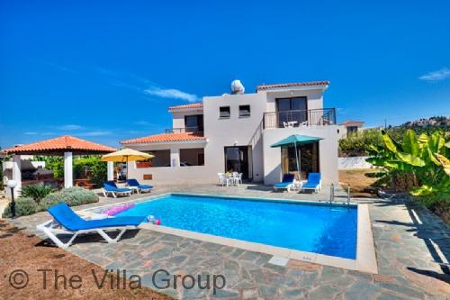 Super House with 3 Bedroom-1 Bathroom in Kissonerga (Villa 3041) - Image 1 - Kissonerga - rentals