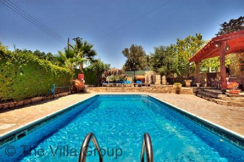 Amazing House in Paphos (Villa 449) - Image 1 - Pano Arodes - rentals
