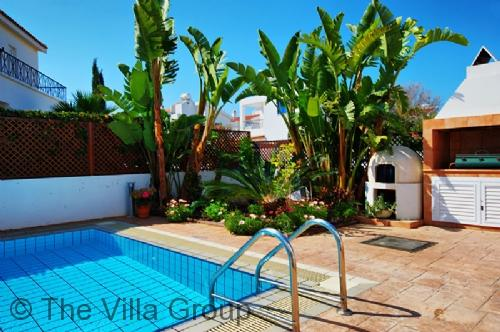 Protaras 5 Bedroom, 1 Bathroom House (Villa 24959) - Image 1 - Protaras - rentals