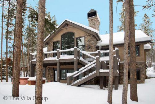 Breckenridge 6 Bedroom & 3 Bathroom House (Villa 4589) - Image 1 - Breckenridge - rentals