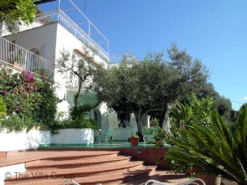 Super House in Sorrento (Villa 4851) - Image 1 - Sorrento - rentals