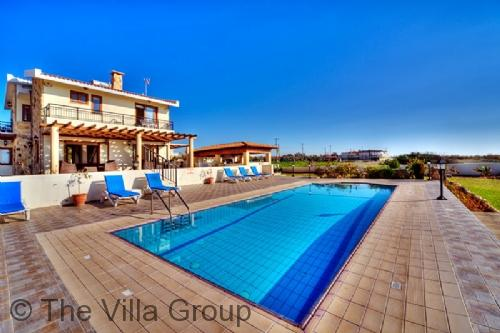 Wonderful House with 5 BR/1 BA in Paphos (Villa 418) - Image 1 - Cape Greko - rentals