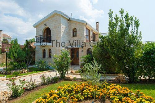 Ideal 3 BR/3 BA House in Argaka (Villa 484) - Image 1 - Argaka - rentals