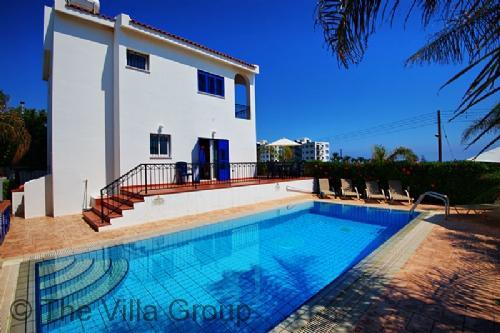 Fabulous 4 Bedroom-1 Bathroom House in Protaras (Villa 380) - Image 1 - Protaras - rentals