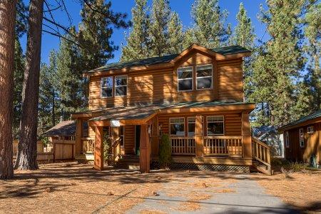 Wonderful House with 4 BR & 2 BA in South Lake Tahoe (Gorgeous House in South Lake Tahoe – CYH1057) - Image 1 - South Lake Tahoe - rentals