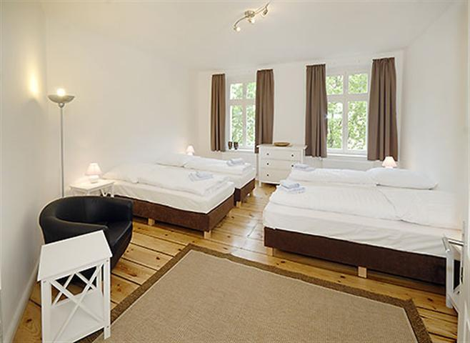 de Falla - Family Plus Apartment Prenzlauer Berg - Image 1 - Berlin - rentals