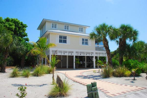 Conch House - Luxury 3 BR/2.5 BA  Pool - Image 1 - North Captiva Island - rentals
