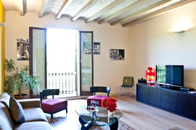 Living room - Pillowapartments Luxury Borne Apartment - Barcelona - rentals