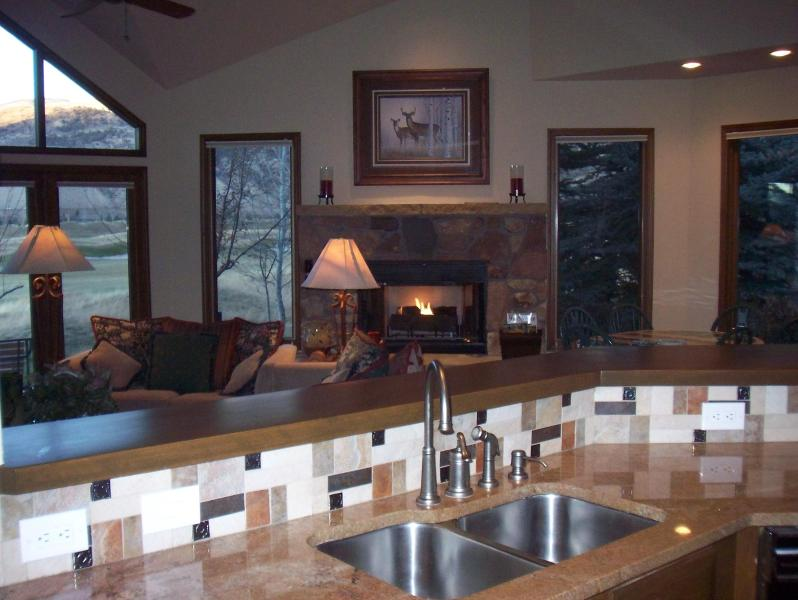 Platinum rated home recently remodeled. - WILDFLOWER PLACE Near Ski Lift, View Mt & Wildlife - Beaver Creek - rentals