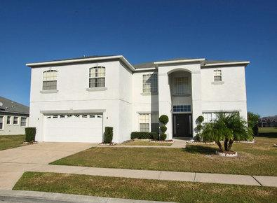 Spacious 5BR w/Pool, Spa & Games Room with Free Wi-Fi; TV and DVD Player in every room - Lakeside Villa - Kissimmee - rentals