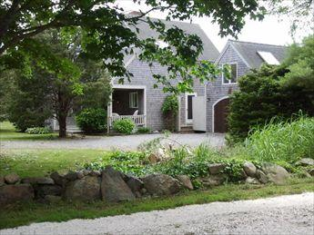 Front View - East Orleans Vacation Rental (94745) - East Orleans - rentals