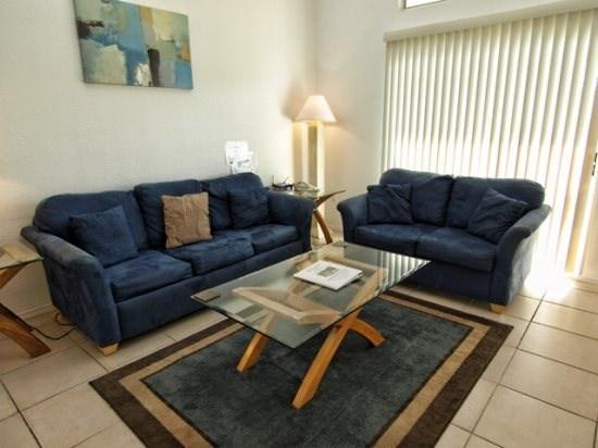 Living Area  - MK2T8702PD-2 2 BR Dream Town Home Close to Clubhouse - Four Corners - rentals