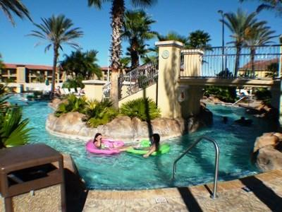 Town Houses For Rent In Tropical Regal Palms Resort - 4BT - Regal Palms Resort 4 Bedroom Town Houses with Arcade room - Orlando - rentals