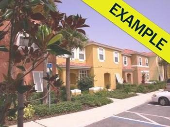 Example Town Homes In Orlando For Rent Best Value - 2BT 2BT~ Town Homes In Orlando: 2 Bedroom BEST VALUE Townhome Rentals - Orlando - rentals
