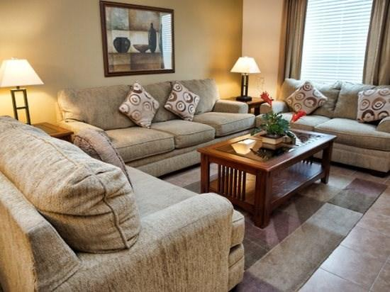 Living Area - WAS6P568OCB 6 BR Home In Orlando with High Speed Internet and a View - Davenport - rentals