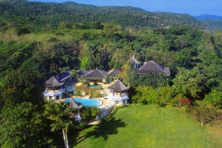 Ocean view Mahogany Hill at Tryall golf on 11 acres with 2 freshwater pools & full staff - Image 1 - Montego Bay - rentals