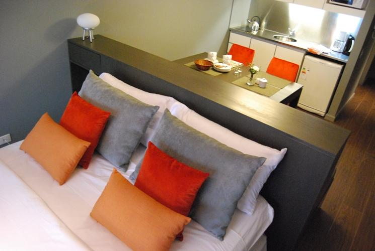 Sleek and Modern Furnished Studio Apartment (ID#797) - Image 1 - Buenos Aires - rentals