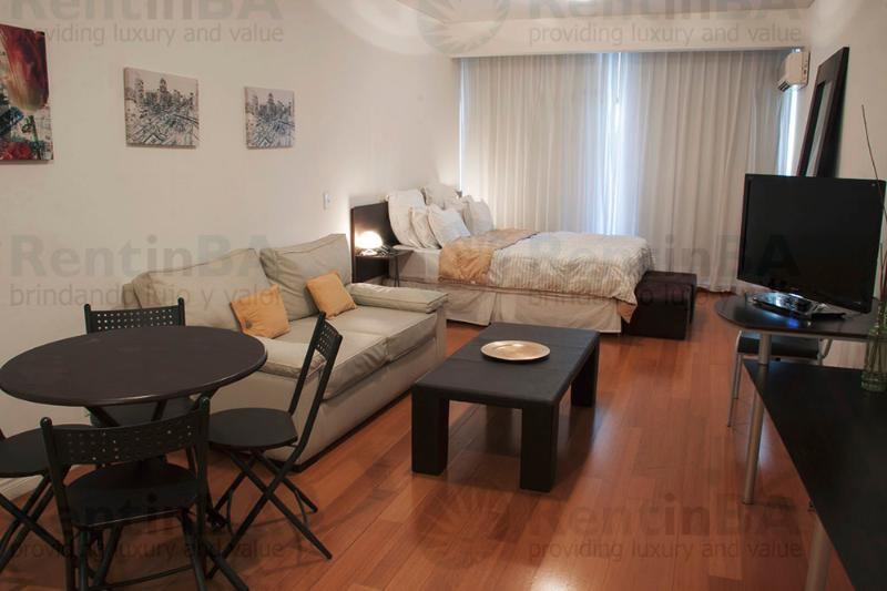 Hotel-Style Luxury! Brand-New Building! Posh Neighborhood! (ID#32) - Image 1 - Buenos Aires - rentals