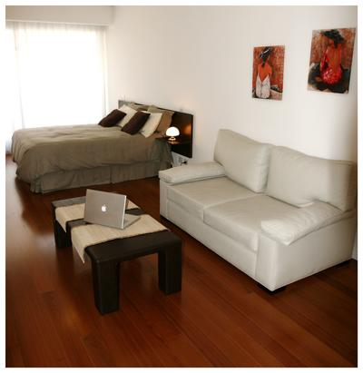 Luxury Building & Posh Address - Deluxe Studio Apartment (ID#62) - Image 1 - Buenos Aires - rentals