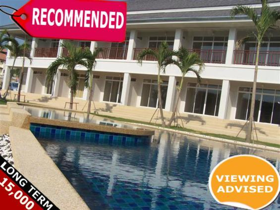 Villas for rent in Hua Hin: V5121 - Image 1 - Hua Hin - rentals