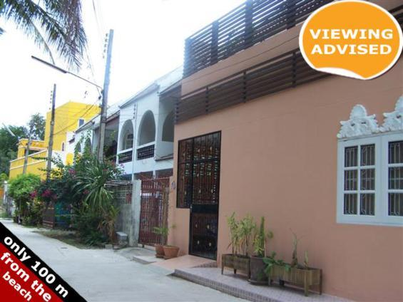 Townhouses for rent in Khao Takiab: T0012 - Image 1 - Nong Kae - rentals