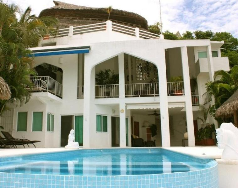 Beautiful Villa Estrella - Luxury Mexico Villa Rental - Acapulco - rentals