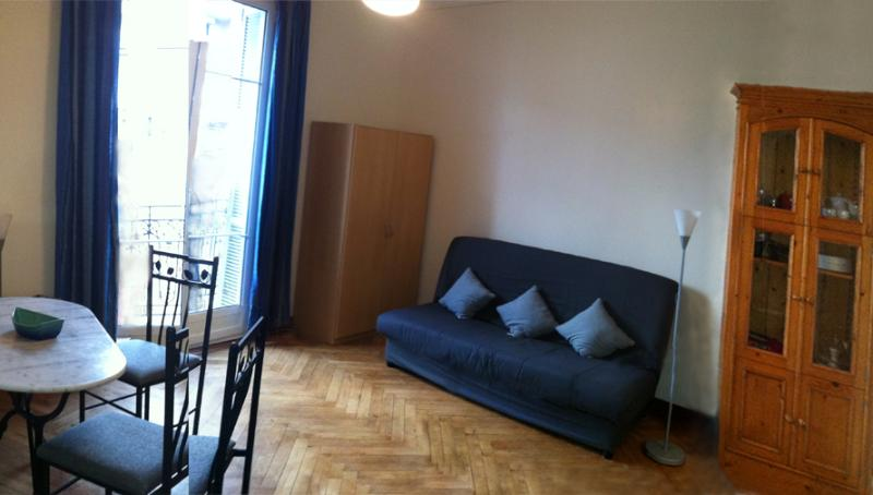 Studio on the sea front in Nice - Image 1 - Nice - rentals