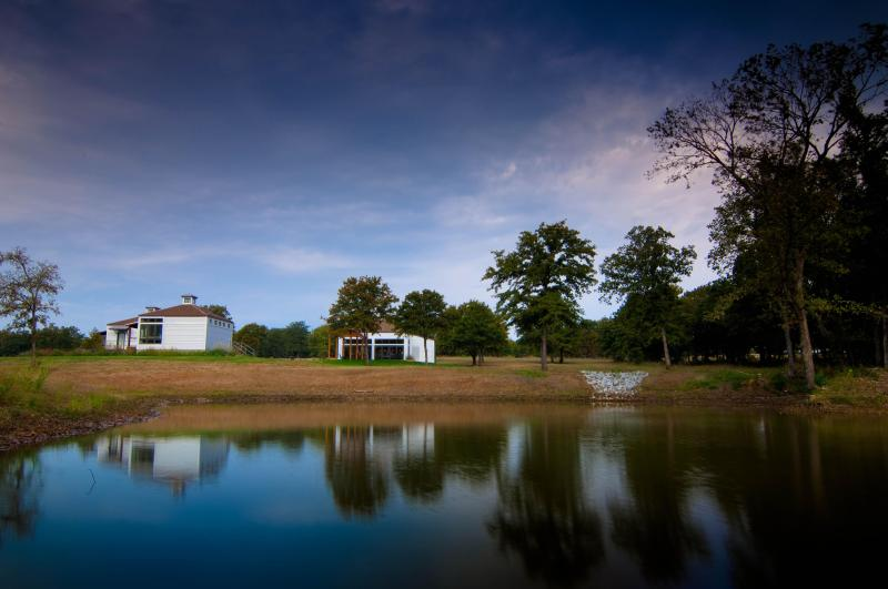View from the lake - Luxury Retreat in North Texas - Whitesboro - rentals