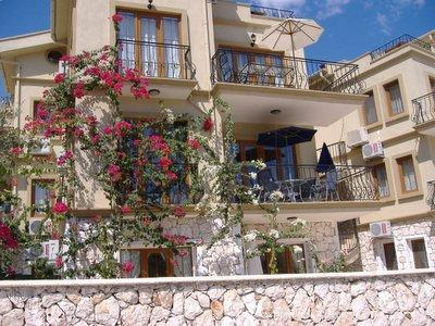 First Floor Apartment - J2 Mediterranean Apartment, Central Kalkan - Kalkan - rentals
