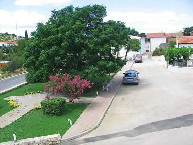 courtyard (house and surroundings) - 00605DRAG A1 veliki(4+2) - Drage - Drage - rentals