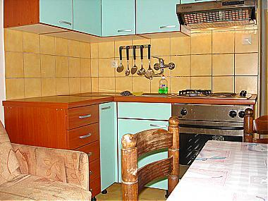 A4(4+1): kitchen and dining room - 00314LUMB  A4(4+1) - Lumbarda - Lumbarda - rentals