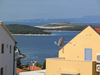 More(6+1): sea view - 00703HVAR More(6+1) - Hvar - Hvar - rentals