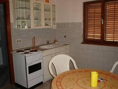 A6(4+1): kitchen and dining room - 2128 A6(4+1) - Priscapac - Prizba - rentals
