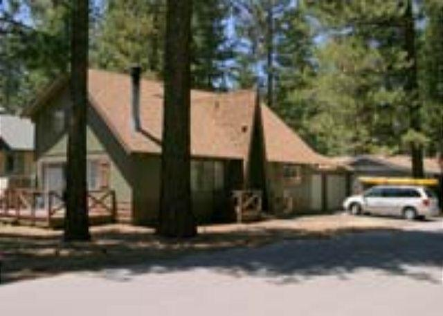 Comfortable chalet with loft, #413 - Image 1 - South Lake Tahoe - rentals