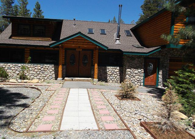 Beautiful log cabin in South Lake Tahoe, #22 - Image 1 - South Lake Tahoe - rentals